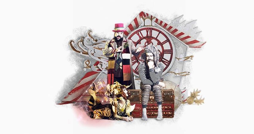 Cartel Circo Price . Cuento de Navidad
