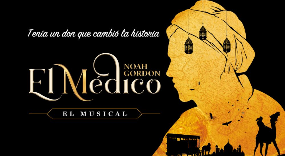 Cartel Musical El Médico en Madrid