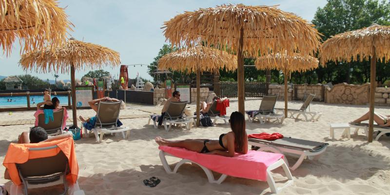 Playa Malibú en Aquopolis Villanueva