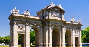 Puerta de alcalá monumento de Madrid