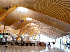 Aeropuerto Madrid Barajas Adolfo Suárez