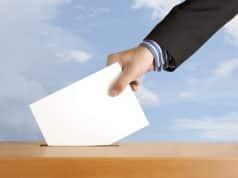 Elecciones Madrid - Urna de elecciones