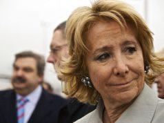 Esperanza Aguirre Dimite