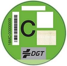 Etiqueta ambiental Verde DGT