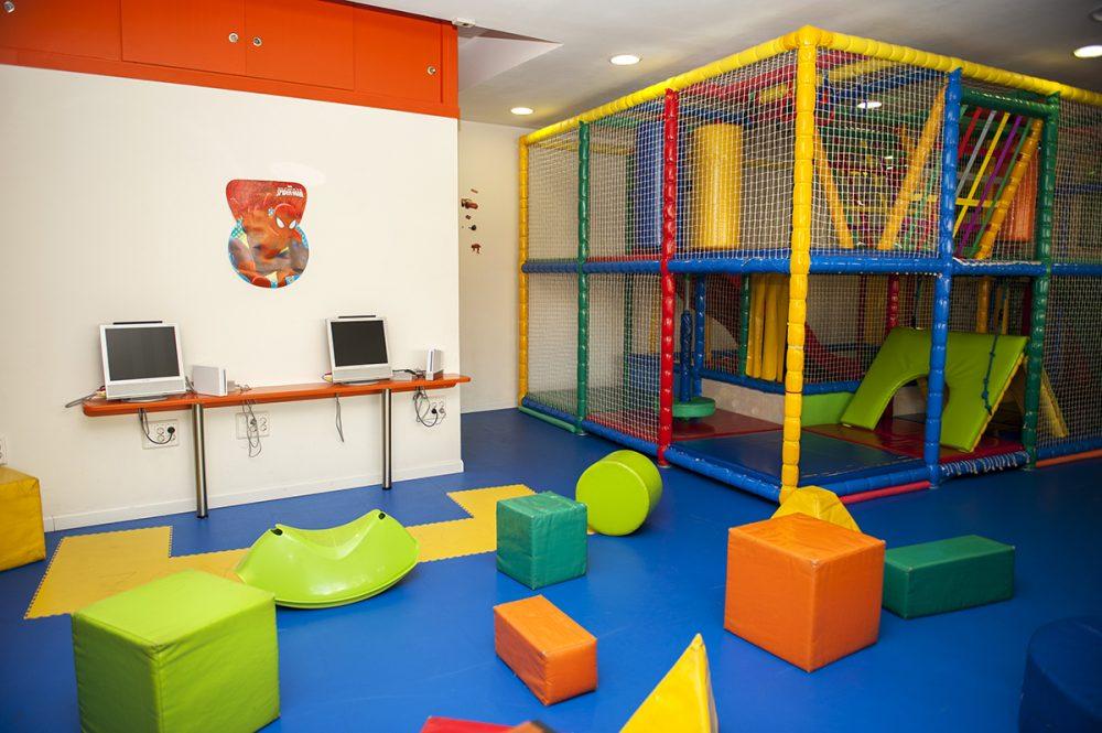 Actividades para niños en restaurante