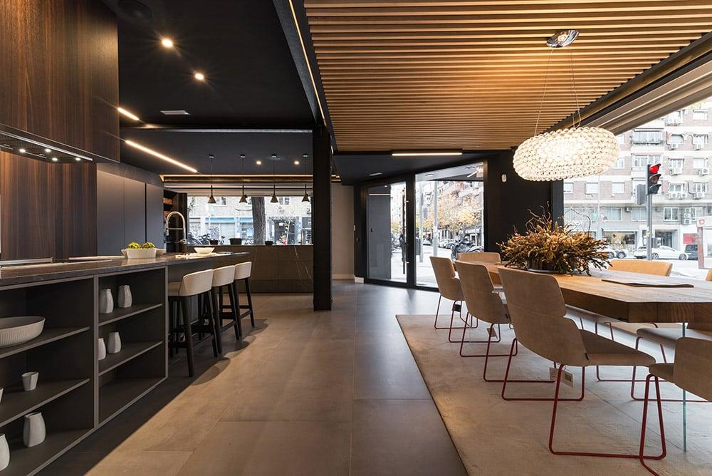 Interiorismo y cocinas en Docrys & DC en Madrid Bravo Murillo