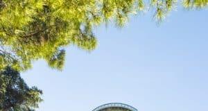 Mirador del Faro de Moncloa en Madrid